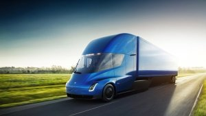 More Tesla Semi Truck News Prior To Launch — The EV Truck Has A Range Of Almost 1000 Kilometres
