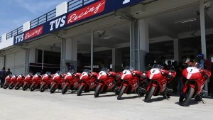 Race-Spec TVS Apache RR 310 Revealed — Apache RR 310 One Make Series Announced