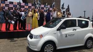 Mahindra And Zoomcar Collaborate For Self-Drive Electric Vehicles In Mumbai