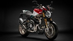 Ducati Monster 1200 25th Anniversary Edition Unveiled