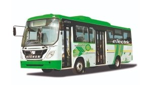 Volvo-Eicher Joint Venture To Supply 40 Electric Buses To Mumbai