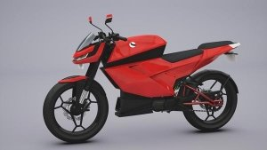 eMotion Surge Electric Motorcycle Unveiled