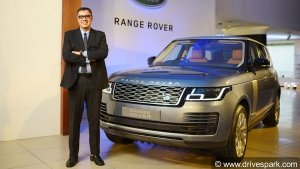 2018 Range Rover & Range Rover Sport Launched In India; Prices Start From Rs 99.48 Lakh