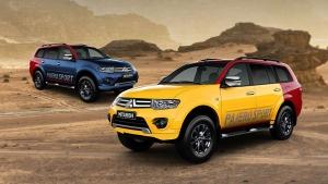 Mitsubishi Pajero Sport Splash With Custom Colour Options Launched In India