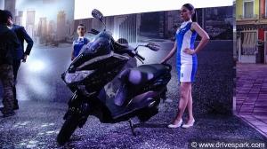 Suzuki Burgman Street Price Revealed Ahead Of Launch