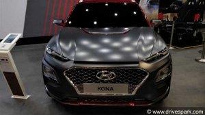 Hyundai Kona EV India Launch Details Revealed