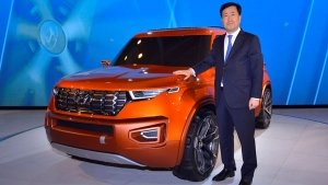 Hyundai Is Considering A Micro-SUV To Rival The Renault Kwid