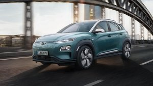 Hyundai's Upcoming All-Electric Kona SUV Will Be Assembled In India