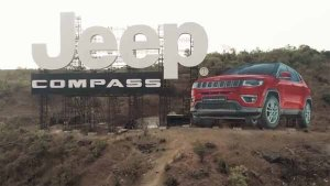 Jeep Compass Ad On Mumbai-Pune Expressway Becomes The Largest Billboard In India