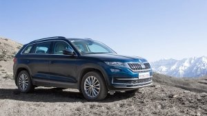 The Skoda Kodiaq Expedition — A Journey To 'The Middle Land'