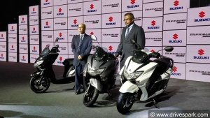 Suzuki Burgman Street Launched In India At Rs 68,000 — To Rival Honda Grazia And TVS Ntorq
