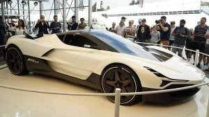 Vazirani Shul — India's First Electric Hypercar (Comes With Some Rocket Science Too)
