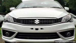 2018 Maruti Ciaz Facelift To Get More Safety Features