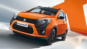 Maruti Celerio X Top Features: Rugged Design, Black Alloy Wheels, AGS, Dual Airbags & More