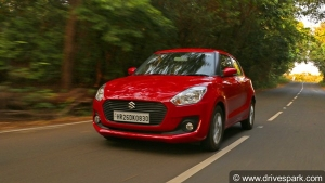 New Maruti Swift AMT Launched In Top Variants