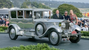 2018 Concours d'Elegance — Cars From India Win Several Awards