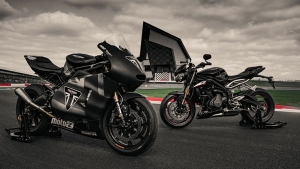 Triumph Unveils Moto2 Bike For 2019 Season — To Debut At British GP