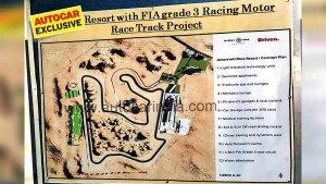 New FIA Grade-3 Certified Racetrack To Come Up In Andhra Pradesh — Amaravati Race Resort