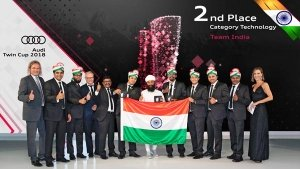 Audi Twin Cup 2018: Audi India Team Bags Second Position In The International Finals