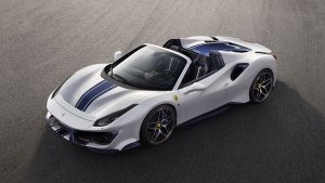 Ferrari 488 Pista Spider Unveiled — 0.4 Seconds Slower Than The Coupe But Still Outrageously Fast!