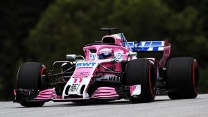 Force India Formula1 Team Renamed 'Racing Point Force India' For The Remainder Of The 2018 Season