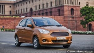 Ford Will Not Introduce Any New Products In India Till 2020 — Enters Cost-Cutting Mode