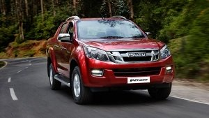 Isuzu Motors To Increase Prices Of D-Max Pickup Range From September