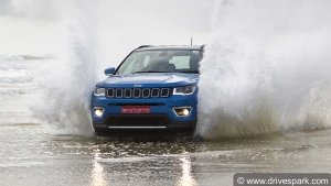Jeep Compass Recalled Over Brake System Issue