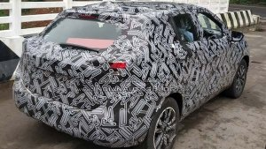 Nissan Kicks SUV Spotted Testing In India