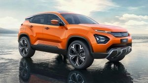Tata Harrier To Use Hyundai's Six-Speed Automatic Gearbox