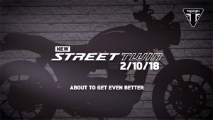 2019 Triumph Street Twin & Street Scrambler To Be Unveiled At INTERMOT; Details Revealed