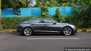 Audi S5 Sportback Review — Does It Justify Its Bratty Nature?