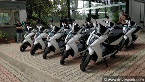 Ather 450 Electric Scooter Deliveries Begin In Bangalore