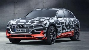 Audi e-tron Electric SUV Hits Production — A Strong Statement To The New Mercedes-Benz EQC?