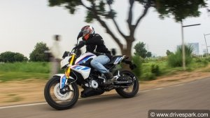 BMW G 310 R Review — Small Motorcycle Brimming With BMW Excellence