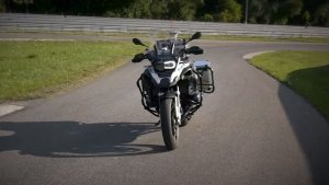 BMW Motorrad Unveils The Ghost Rider — A Self-Riding R 1200 GS