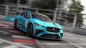 Jaguar I-Pace eTrophy Race Series To Begin In December 2018