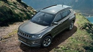 Jeep Compass Limited Plus (With Sunroof) Bookings Open — Listed On Official Website