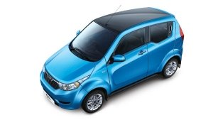 Green Number Plates Introduced For Electric Cars In India — Mahindra eVerito The First Car