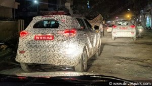 EXCLUSIVE: Mahindra S201 Compact-SUV All Variants Spotted Testing Together — Launch Soon