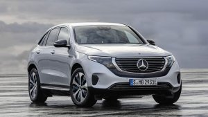Mercedes-Benz EQC SUV Unveiled — The Future Of The Three-Pointed Star!