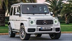 Mercedes-Benz To Launch The 2018 G63 AMG In India Soon; Details Revealed