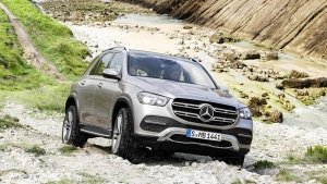 2019 Mercedes-Benz GLE Unveiled — Big On Space; High On Tech; Not So Much On Looks