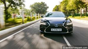 2018 Lexus ES 300h Review — Designed To Impress