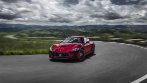 2018 Maserati GranTurismo Launched At Rs 2.25 Crore — One Of The Best From Italy!