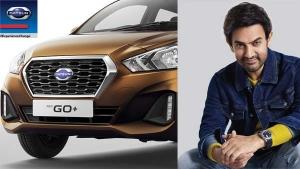 Bollywood Actor Aamir Khan Becomes Datsun India Brand Ambassador