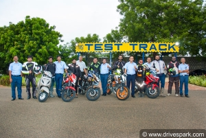 TVS Tyres Reviewers Meet 2018 — An Insight On What Goes Into Making A Good Tyre