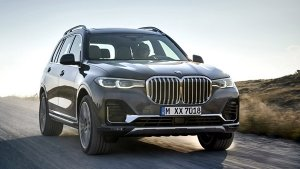 BMW Unveils Their All-New X7 SUV — The First Seven-Seater BMW In History
