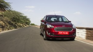 New Ford Aspire 2018 Review — The Compact-Sedan For The Driver In You