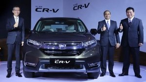 2018 Honda CR-V Launched In India; Prices Start At Rs 28.15 Lakh